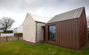 House in Wales - KME TECU Bronze